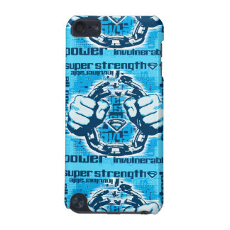 Superman Phrase Collage iPod Touch (5th Generation) Cases
