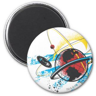 Superman - Planet Orbit Magnet