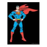 Superman Posing