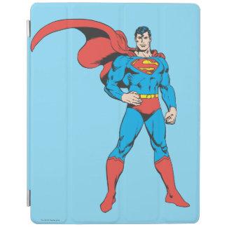 Superman Posing 2 iPad Cover