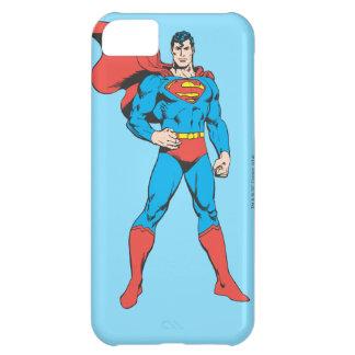 Superman Posing 2 iPhone 5C Case