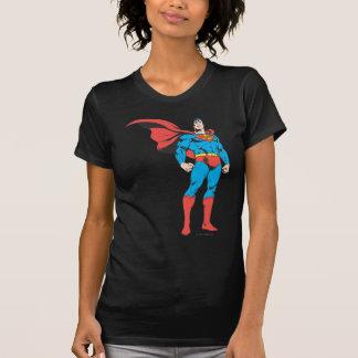 Superman Posing 3 Tshirt