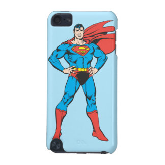 Superman Posing iPod Touch (5th Generation) Covers