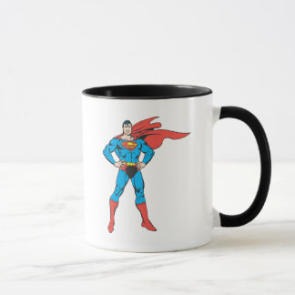 Superman Posing Mug
