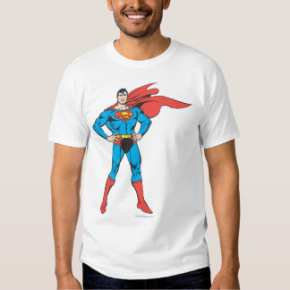 Superman Posing Tees