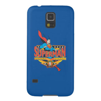 Superman - Power, Speed Galaxy S5 Cover