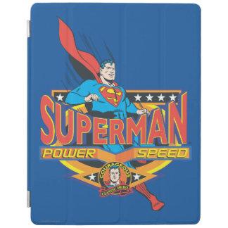 Superman - Power, Speed iPad Cover