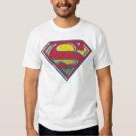 Superman Printed Logo Tee Shirt
