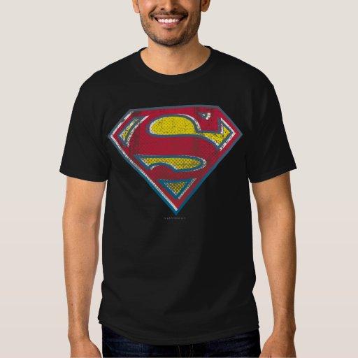 Superman Printed Logo Tshirts