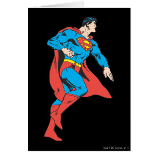 Superman Profile Card