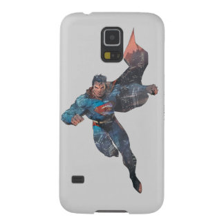 Superman - Red Galaxy S5 Case