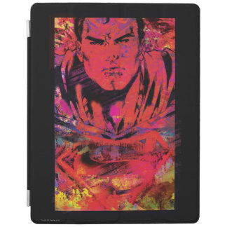 Superman Red Grunge iPad Cover