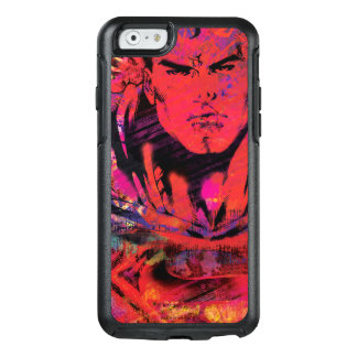 Superman Red Grunge OtterBox iPhone 6/6s Case