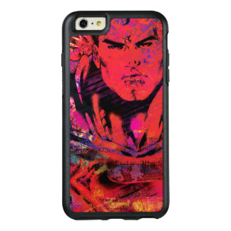 Superman Red Grunge OtterBox iPhone 6/6s Plus Case