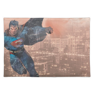 Superman - Red Placemat