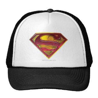 Superman Reflection S-Shield Trucker Hat