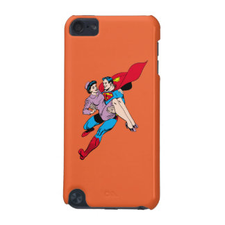Superman rescues Louis iPod Touch 5G Case