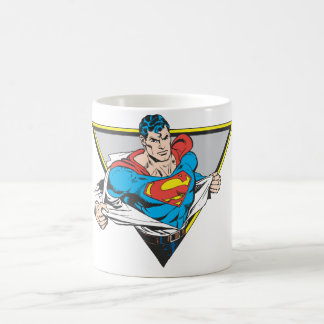 Superman Revealed Coffee Mug