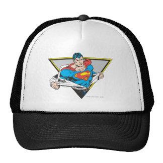 Superman Revealed Trucker Hats