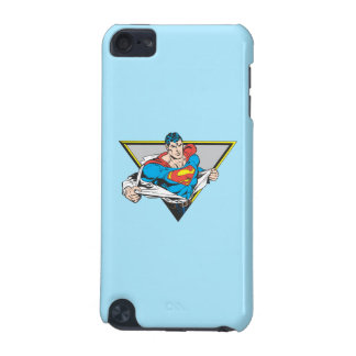Superman Revealed iPod Touch (5th Generation) Cover