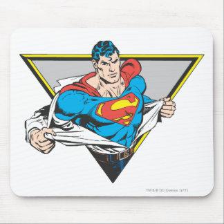 Superman Revealed Mouse Mat