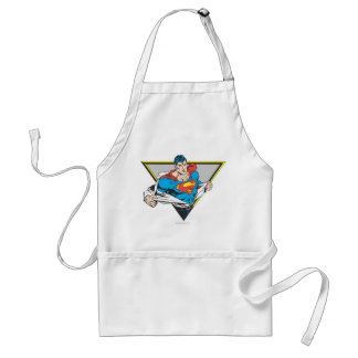 Superman Revealed Standard Apron