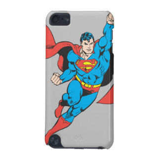 Superman Right Fist Raised iPod Touch (5th Generation) Cases
