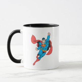 Superman Right Fist Raised Mug