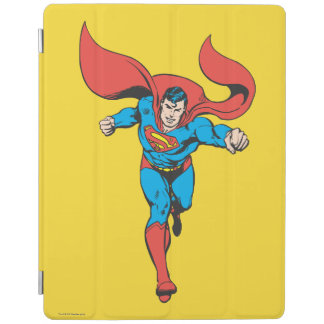 Superman Runs Forward 2 iPad Cover