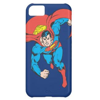 Superman Runs Forward iPhone 5C Case