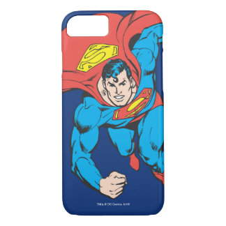 Superman Runs Forward iPhone 8/7 Case