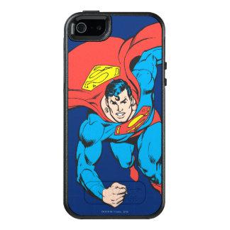 Superman Runs Forward OtterBox iPhone 5/5s/SE Case