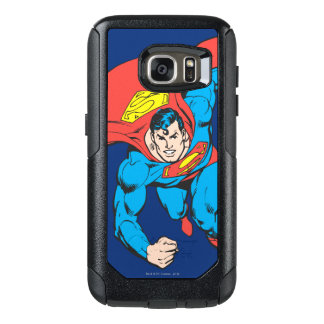Superman Runs Forward OtterBox Samsung Galaxy S7 Case