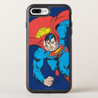 Superman Runs Forward OtterBox Symmetry iPhone 7 Plus Case