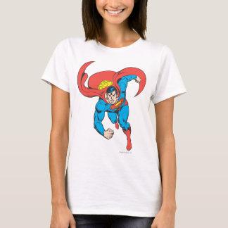 Superman Runs Forward T-Shirt