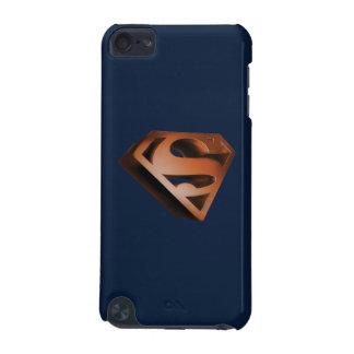 Superman S-Shield | 3D Grainy Logo iPod Touch 5G Case