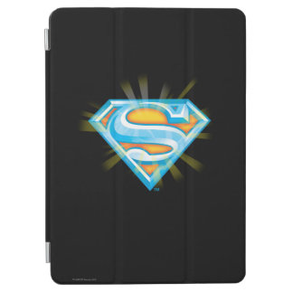 Superman S-Shield | Blue and Orange Logo iPad Air Cover