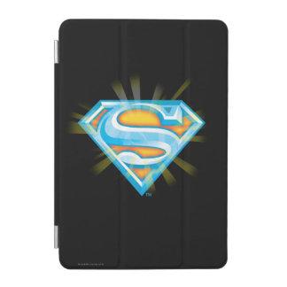 Superman S-Shield | Blue and Orange Logo iPad Mini Cover