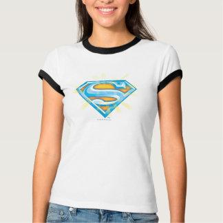 Superman S-Shield | Blue and Orange Logo T-Shirt