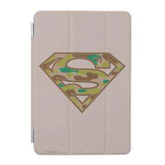 Superman S-Shield | Camouflage Logo iPad Mini Cover