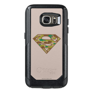 Superman S-Shield | Camouflage Logo OtterBox Samsung Galaxy S7 Case
