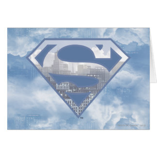 Superman S-Shield Cards