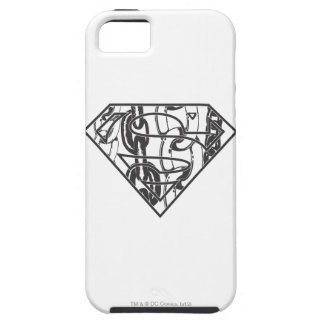 Superman S-Shield | Chainlink Logo Case For The iPhone 5