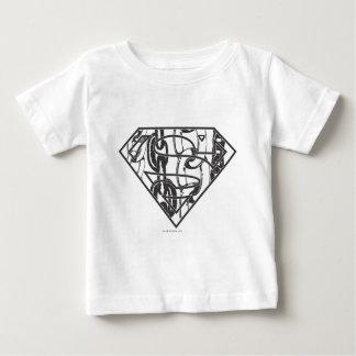 Superman S-Shield | Chainlink Logo Infant T-Shirt