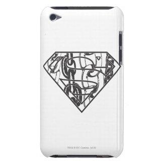 Superman S-Shield | Chainlink Logo iPod Case-Mate Case