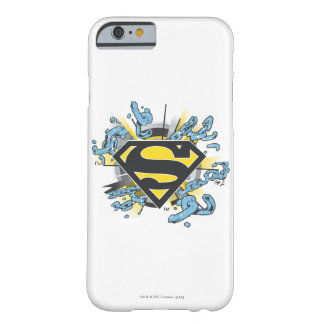 Superman S-Shield | Chains Logo Barely There iPhone 6 Case