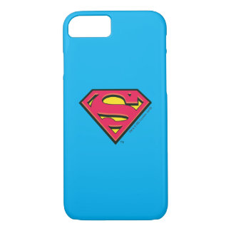 Superman S-Shield | Classic Logo 3 iPhone 8/7 Case