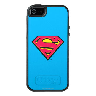 Superman S-Shield | Classic Logo 3 OtterBox iPhone 5/5s/SE Case