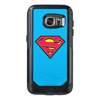 Superman S-Shield | Classic Logo 3 OtterBox Samsung Galaxy S7 Case
