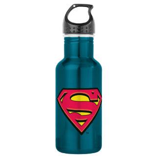 Superman S-Shield | Classic Logo 532 Ml Water Bottle